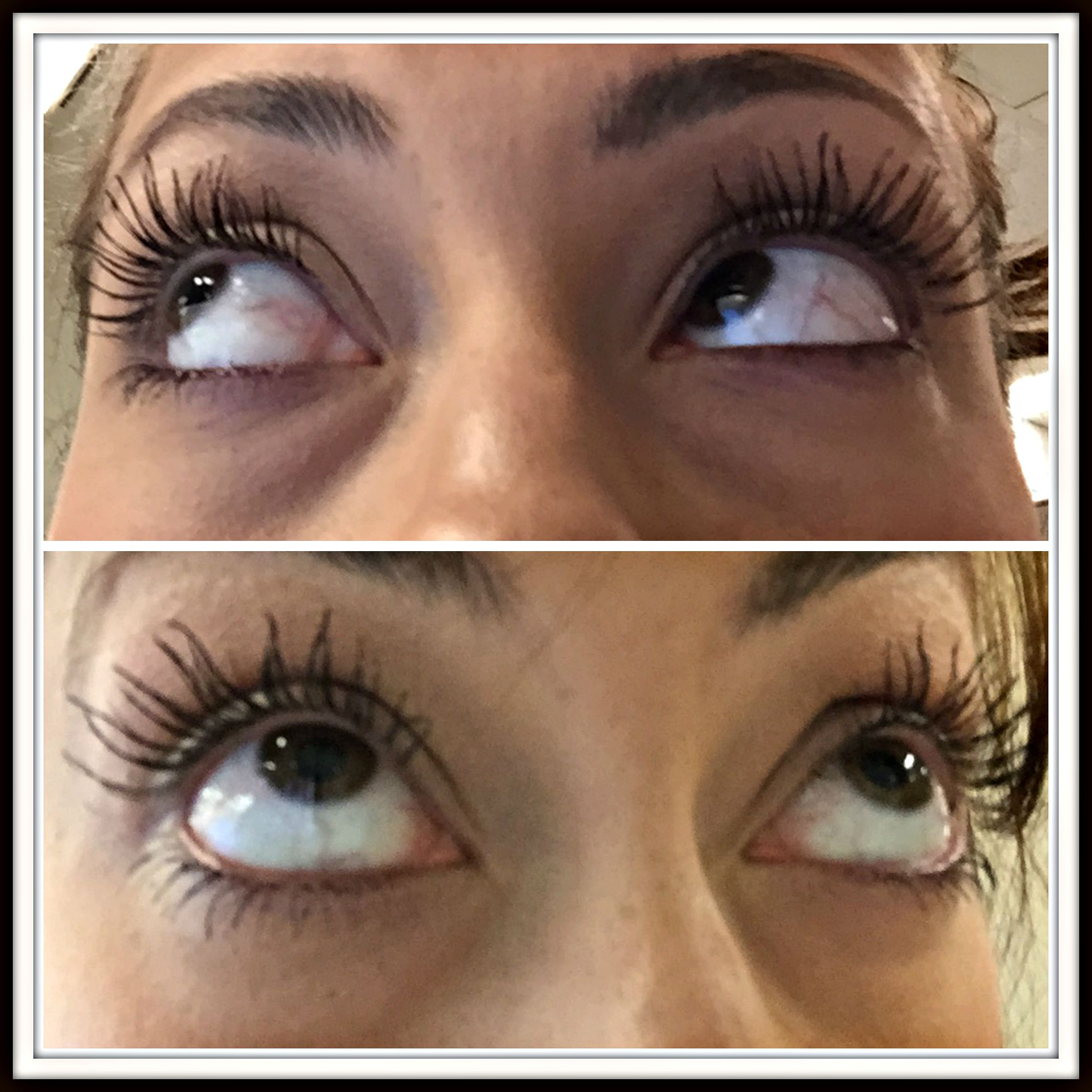 130f96990da ... both mascaras were still on, not flaked or smudged on my face, and the  curl still looked great. I was able to have my big, bold lashes ...